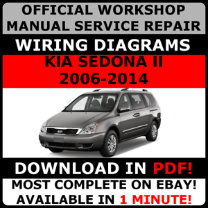An 7539 Kia Sedona Wiring Download Diagram