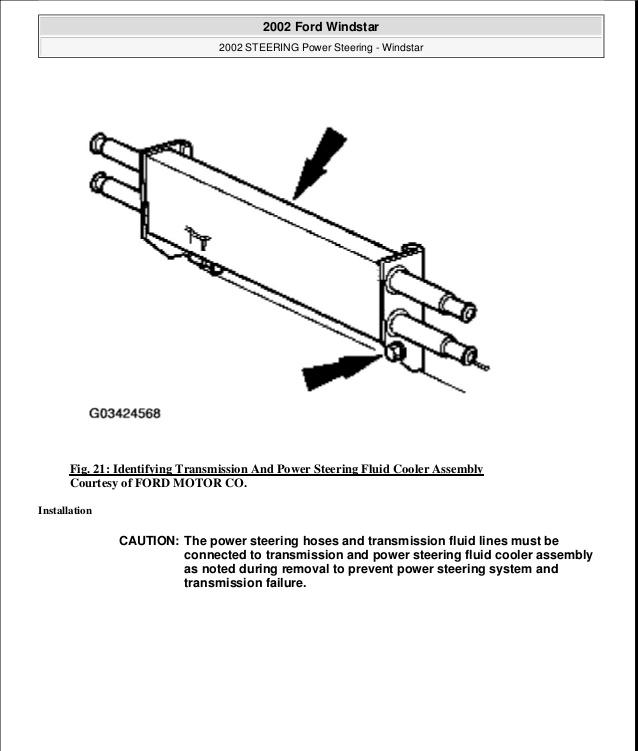 yk2621 wiring diagram for 2000 ford windstar free diagram