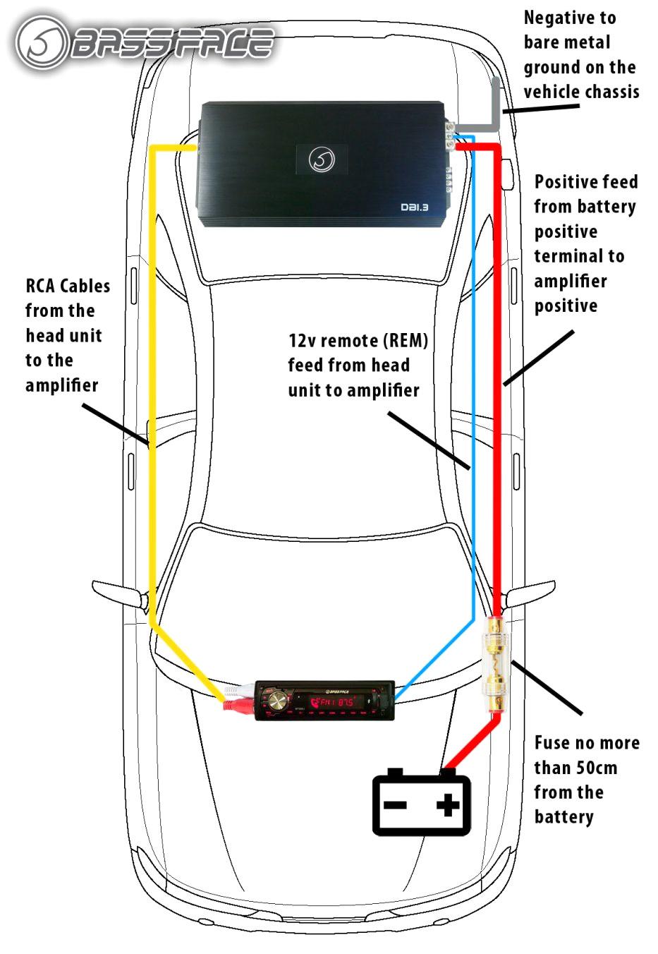 subwoofer amp wiring diagram tb 3348  sony subwoofer wiring diagram on power acoustik radio  tb 3348  sony subwoofer wiring diagram