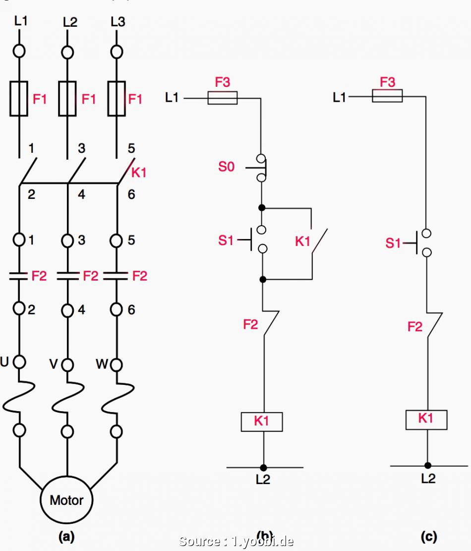 Dol Motor Starter Wiring Diagram Pdf