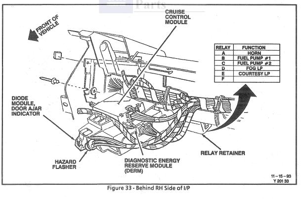 Tremendous Horn Relay Location Corvetteforum Chevrolet Corvette Forum Wiring Cloud Licukosporaidewilluminateatxorg