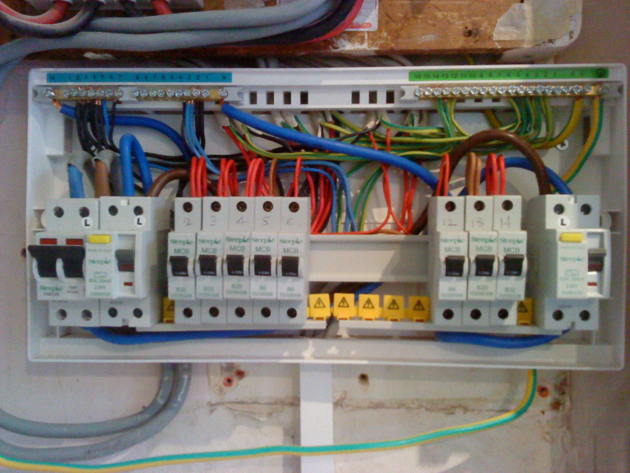 Hr 3709 Home Electrical Fuse Box Cover Free Diagram
