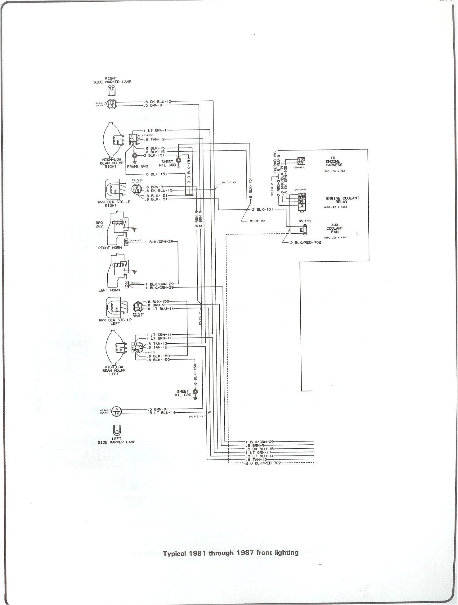 Ys 2810  Chevy Stop Light Wiring Diagram Wiring Diagram