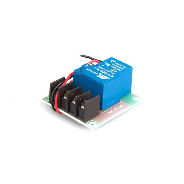 Awe Inspiring High Current 12 Volt Relay With Screw Terminals Qkits Electronics Wiring Cloud Timewinrebemohammedshrineorg