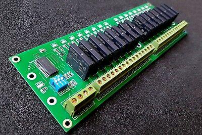 Coil Voltage 5V dc 1 x Oko K5A05 Relay DPCO Contact Current Rating 10A 47R