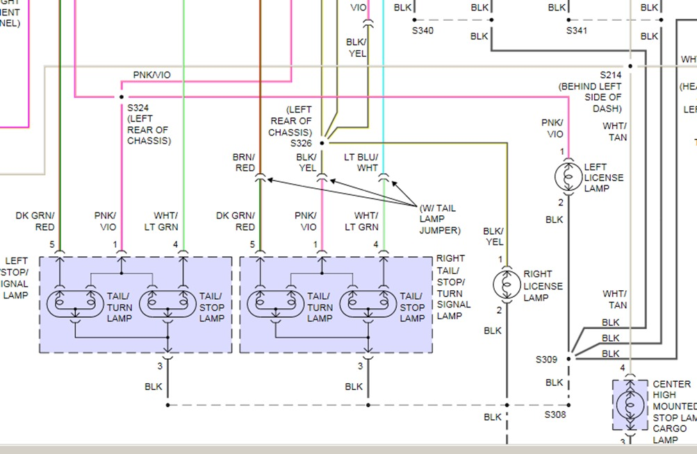 Dodge Ram Tail Light Wiring - Fuse Box Diagram For 2003 Pontiac Grand Am  for Wiring Diagram SchematicsWiring Diagram Schematics