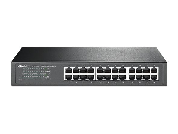 Superb Tl Sg1024D 24 Port Gigabit Desktop Rackmount Switch Tp Link Wiring Cloud Icalpermsplehendilmohammedshrineorg