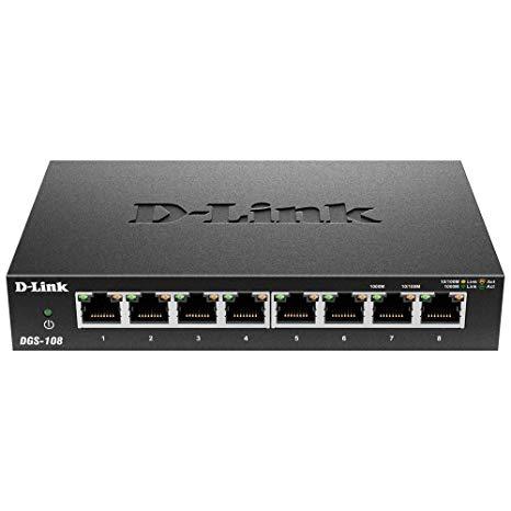 Cool Amazon Com D Link 8 Port Gigabit Unmanaged Metal Desktop Switch Wiring Cloud Icalpermsplehendilmohammedshrineorg