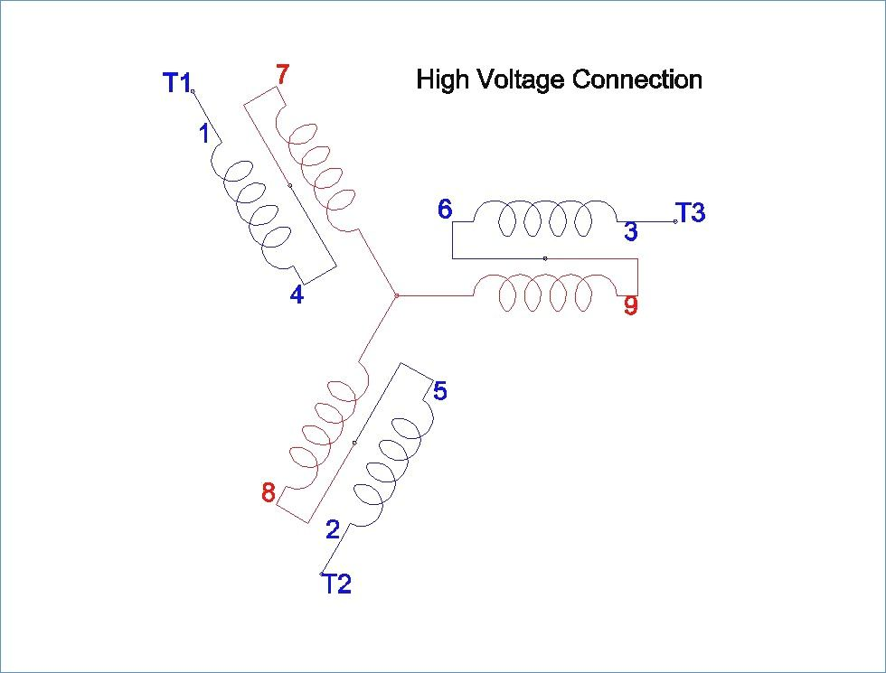 [ZTBE_9966]  OH_8881] Phase Motor Wiring Diagrams Likewise 3 Phase 6 Lead Motor Wiring  Download Diagram | Wiring Diagram Single Phase Motor 6 Lead |  | Wedab Kapemie Mohammedshrine Librar Wiring 101