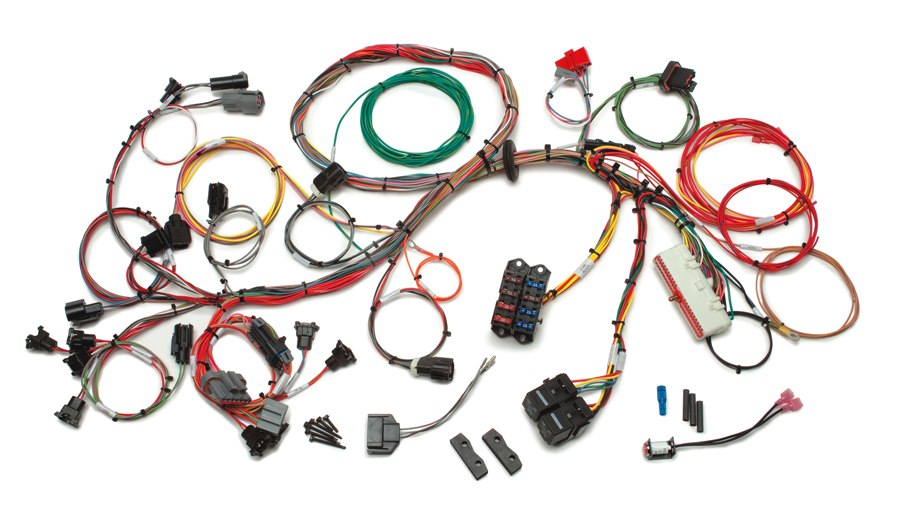 Stupendous Injector Wiring Harness Ford F 150 Coil Wiring Diagram Data Wiring Cloud Dulfrecoveryedborg
