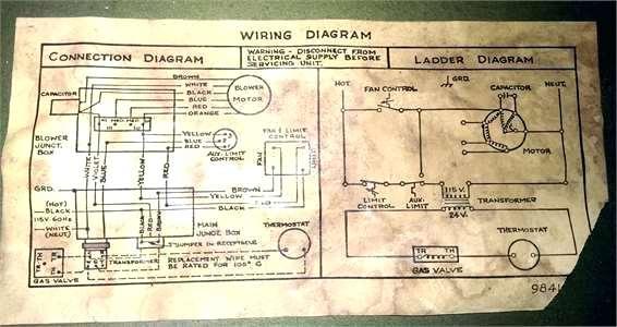 Dt 6973 Gas Furnace Wiring Diagram Gas Furnace Wiring Diagram Wiring Diagram