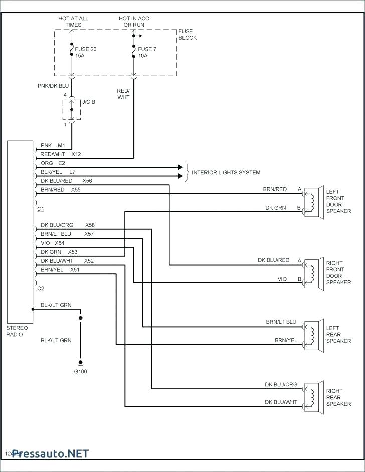 Wiring Diagram Dodge Charger