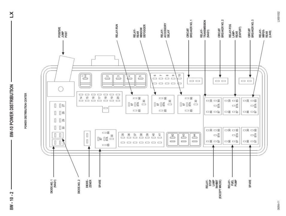 2012 Dodge Challenger Fuse Box Wiring Diagrams Site Brief Star Brief Star Geasparquet It