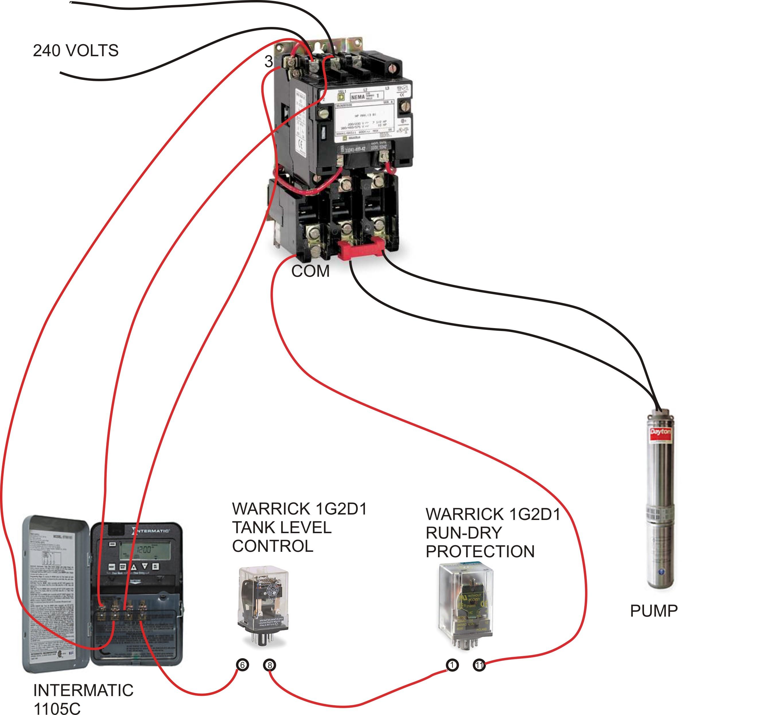 220 Volt Relay Wiring Diagram - Home Elevator Wiring Diagrams for Wiring  Diagram SchematicsWiring Diagram Schematics