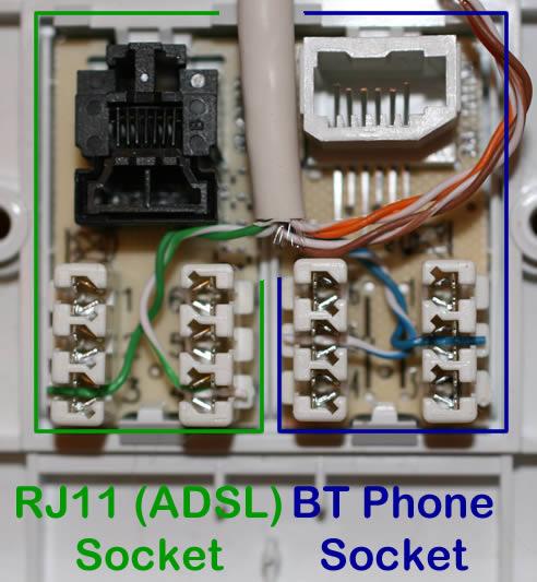 xg4580 rj11 wiring diagram uk free diagram