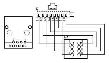 Fantastic Rj45 Schematic Wiring Diagram Wiring Cloud Eachirenstrafr09Org