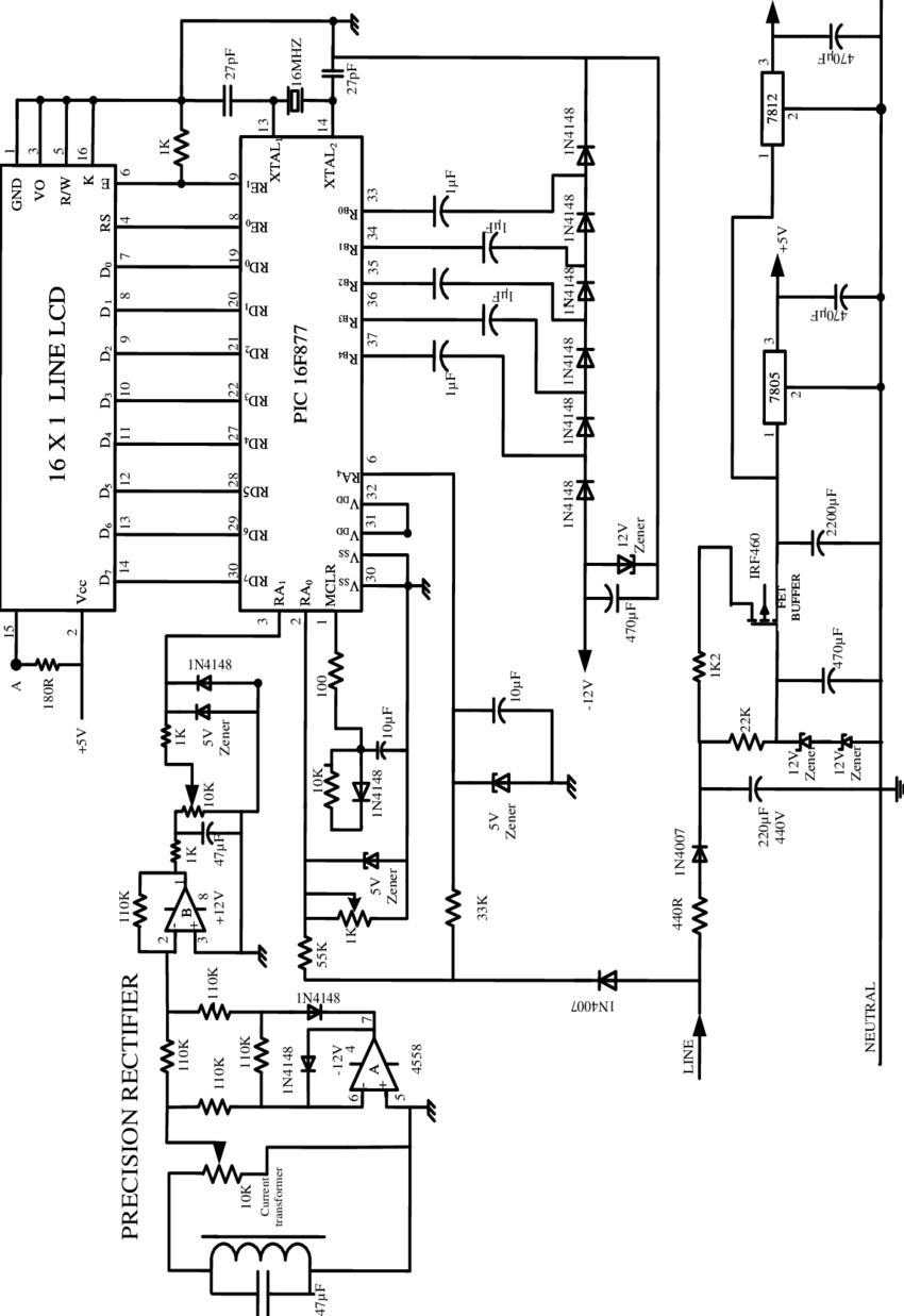 encoder 7 pole wiring diagram al 7134  digital voltmeter wiring diagram free download wiring  digital voltmeter wiring diagram free