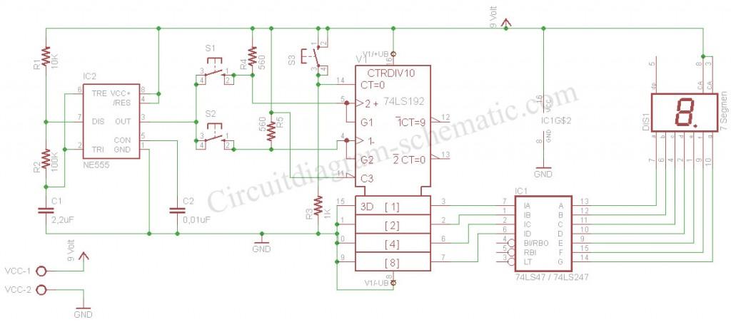 [DIAGRAM_38DE]  OC_5141] Scoreboard Using Ic 4033 Counter Circuit Homemade Circuit Projects | Scoreboard Wiring Diagrams |  | Impa Exmet Mohammedshrine Librar Wiring 101