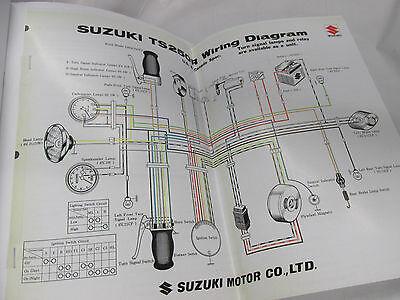 suzuki ts 250 x wiring diagram | wiring diagram outgive  industry.zefirosport.it