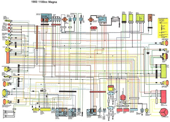 [ZTBE_9966]  MW_0288] With Honda Magna Wiring Diagram On General Electric Wiring Diagram | 1984 Honda Magna V45 Wiring Diagram Schematic |  | Proe Hendil Mohammedshrine Librar Wiring 101
