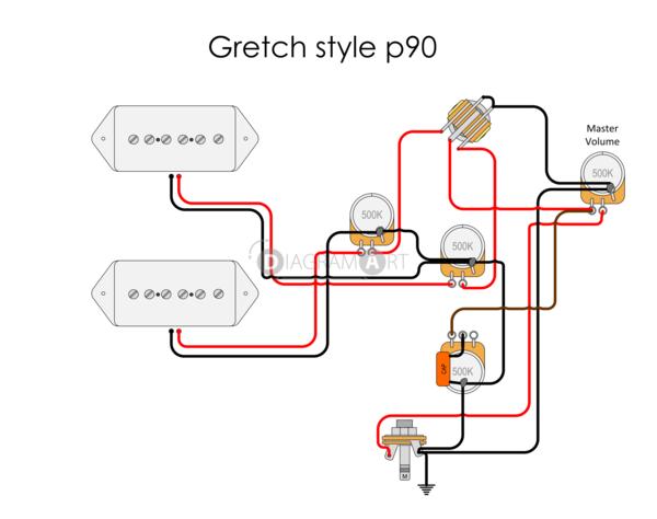 p90 wiring diagrams p 90 pickup wiring diagram wiring diagram data  p 90 pickup wiring diagram wiring
