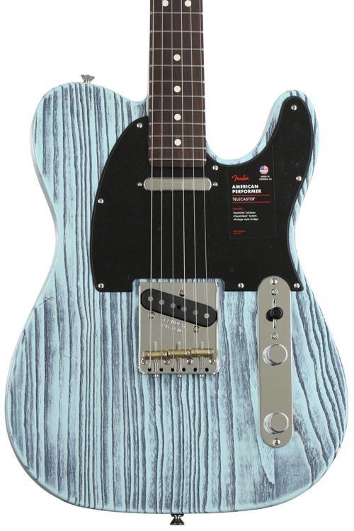Astonishing Fender American Performer Sandblasted Telecaster Sweetwater Wiring Cloud Mousmenurrecoveryedborg