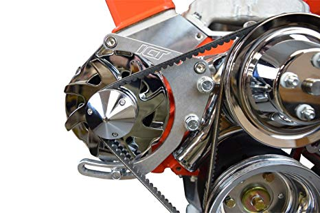 Peachy Amazon Com Sbc Alternator Bracket Low Mount Billet Kit Long P Small Wiring Cloud Hemtshollocom