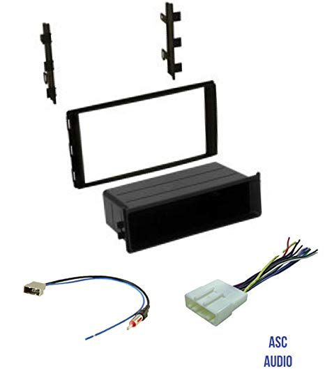 Pleasing Amazon Com Premium Asc Car Stereo Dash Install Kit Wire Harness Wiring Cloud Licukshollocom