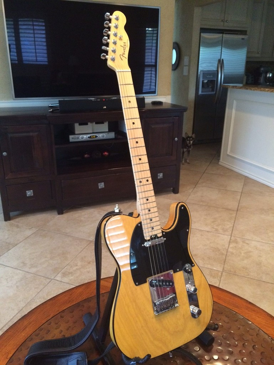 Pleasant For Sale 2016 Elite Telecaster The Acoustic Guitar Forum Wiring Cloud Histehirlexornumapkesianilluminateatxorg