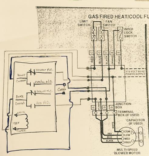 fan center relay wiring diagram  kc off road light wiring
