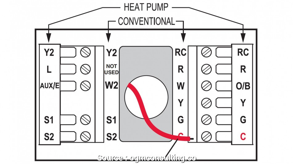 Amazing Thermostat Wiring Diagram Furnace Top Goodman Furnace Thermostat Wiring Cloud Licukosporaidewilluminateatxorg