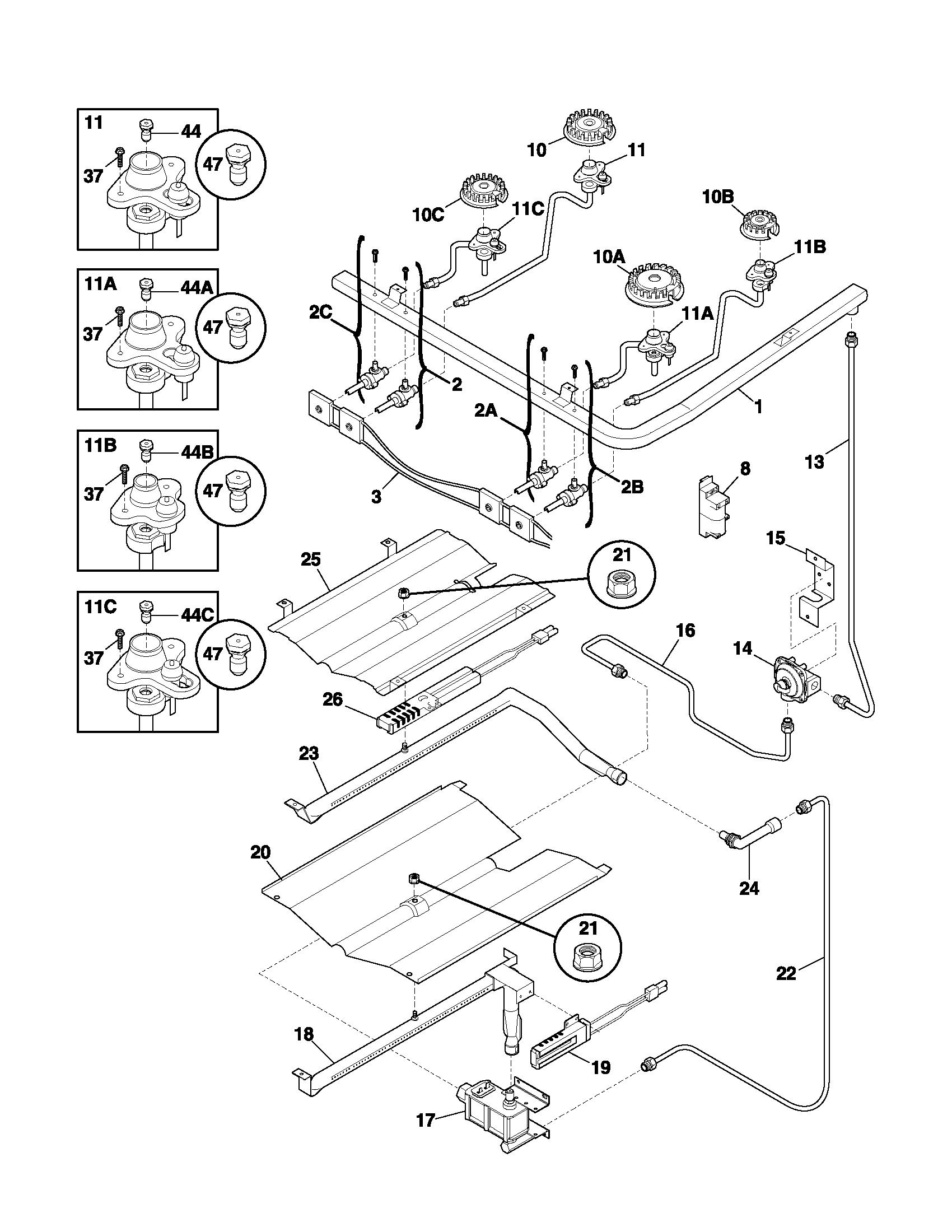AA_8109] Plgf389Ccb Gas Range Wiring Diagram Parts Diagram Wiring DiagramOxyt Tomy Itive Kumb Sequ Phae Mohammedshrine Librar Wiring 101