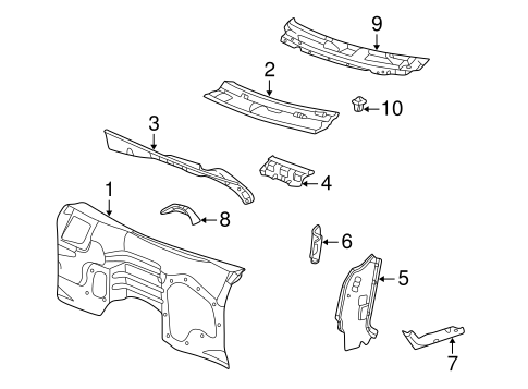 Rs 2300 1955 Willys Jeep Wiring Schematic Schematic Wiring