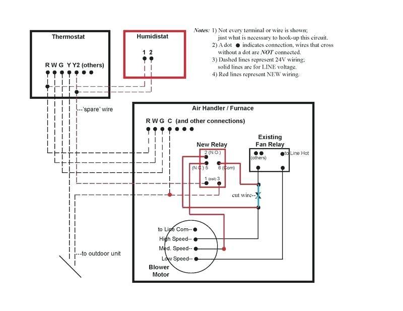 furnace fan relay wiring lz 3122  ac air handler fan relay wiring diagram  ac air handler fan relay wiring diagram