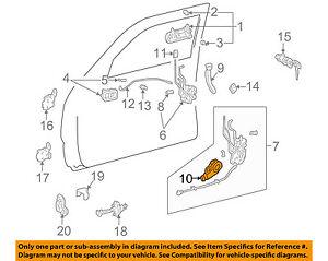 Groovy 96 Toyota 4Runner Door Diagram Data Wiring Diagram Wiring Cloud Histehirlexornumapkesianilluminateatxorg