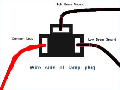 WA_6721] 3 Pin Connector Wiring Diagram Headlight Wiring Diagram