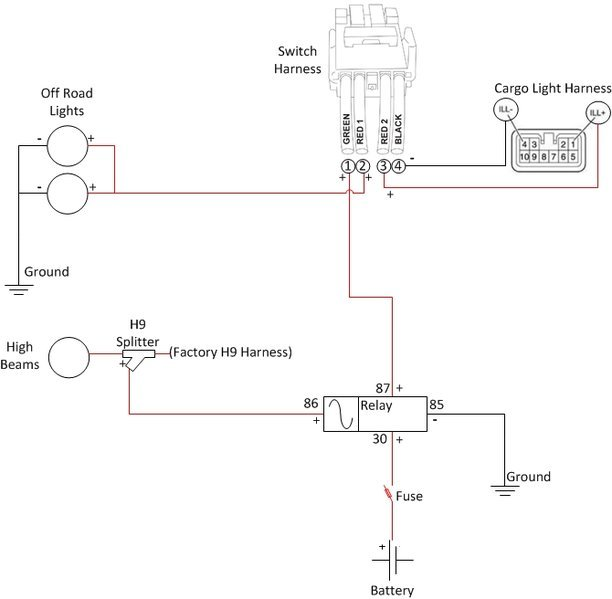 [DHAV_9290]  DO_7455] Highbeam Switch Wiring Diagram Schematic Wiring | Switching An Schematic Wiring Diagram |  | Genion Ling Opein Pendu Pneu Kicep Mohammedshrine Librar Wiring 101