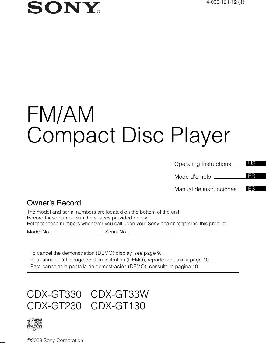[DIAGRAM_09CH]  OD_9890] Sony Cdx Gt33W Wiring Diagram Xplod 52Wx4 Free Diagram | Wiring Diagram Sony Drive S |  | Oxyl Gresi Nful Mohammedshrine Librar Wiring 101