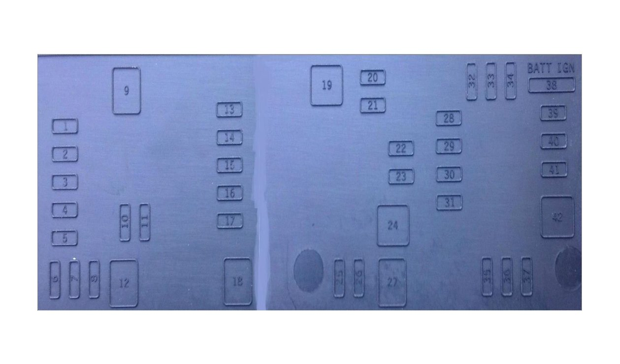 Stupendous Sterling Bullet Fuse Box Circuit Diagram Template Wiring Cloud Overrenstrafr09Org