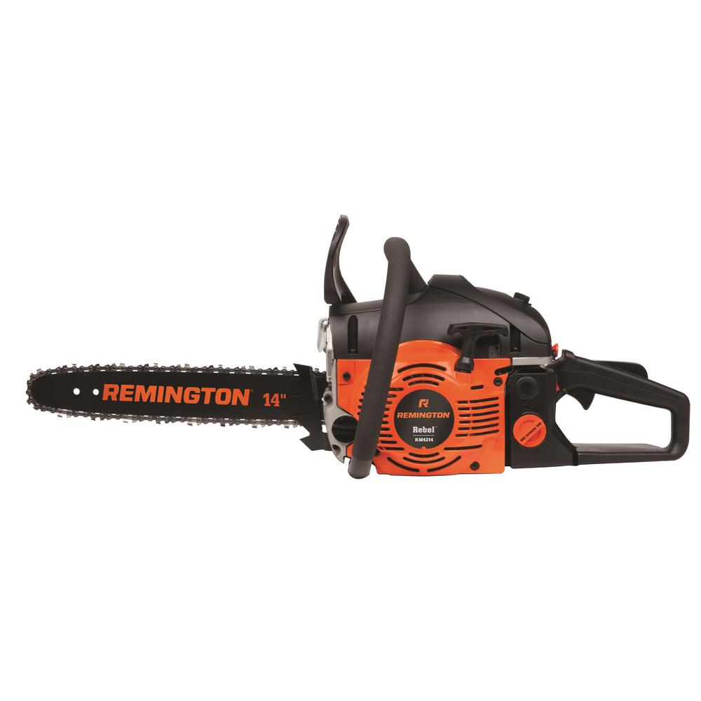 Groovy Remington Rebel 14 In 42Cc 2 Cycle Gas Chainsaw With Automatic Wiring Cloud Rometaidewilluminateatxorg