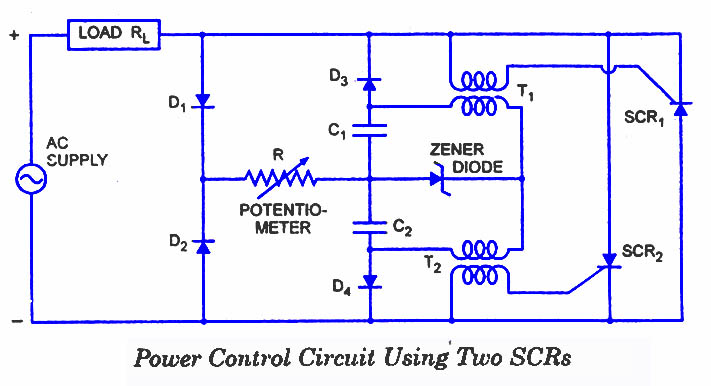 Miraculous Scr Applications Electronic Circuits And Diagrams Electronic Wiring Cloud Licukaidewilluminateatxorg