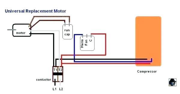 Me 1065 Fan Motor Capacitor Wiring Diagram Also Ac Condenser Fan Motor Wiring