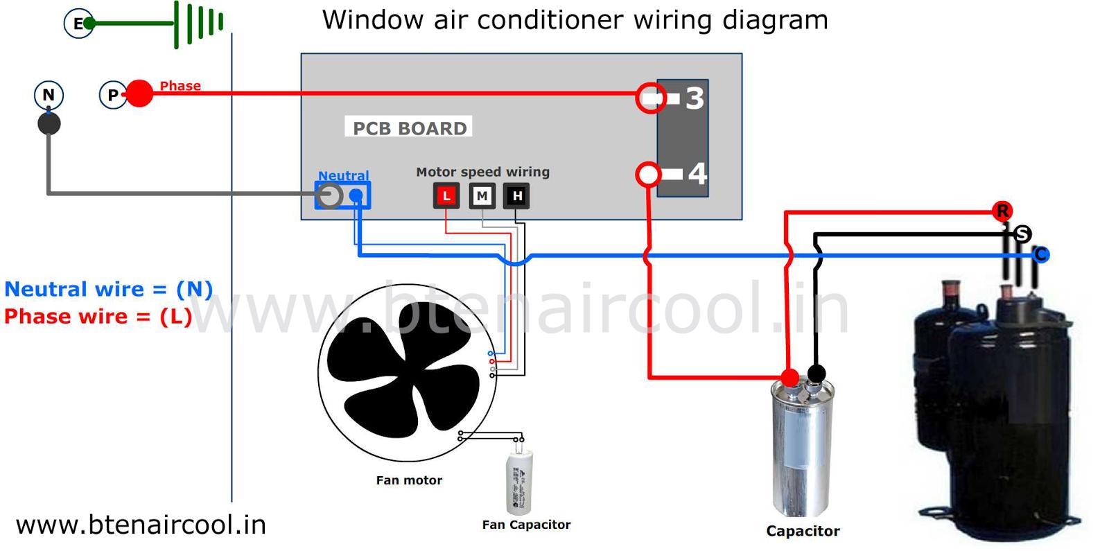 YE_4065] Window Unit Air Conditioner Wiring Diagrams Schematic Wiring | Window Aircon Wiring Diagram |  | Atota Tixat Otene Apom Cette Mohammedshrine Librar Wiring 101