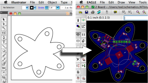 Prime From Illustrator To Eagle Vector Graphics In Circuits Todbot Blog Wiring Cloud Waroletkolfr09Org