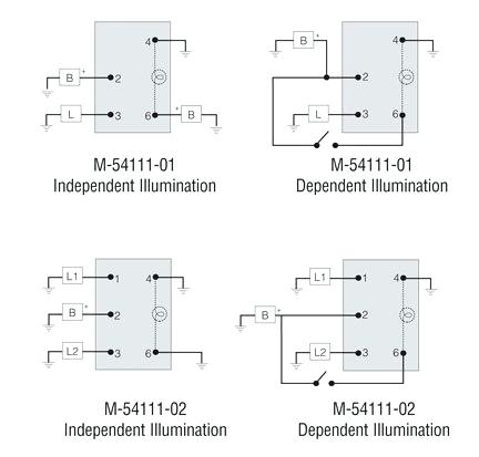 Dpst Illuminated Switch Wiring Diagram