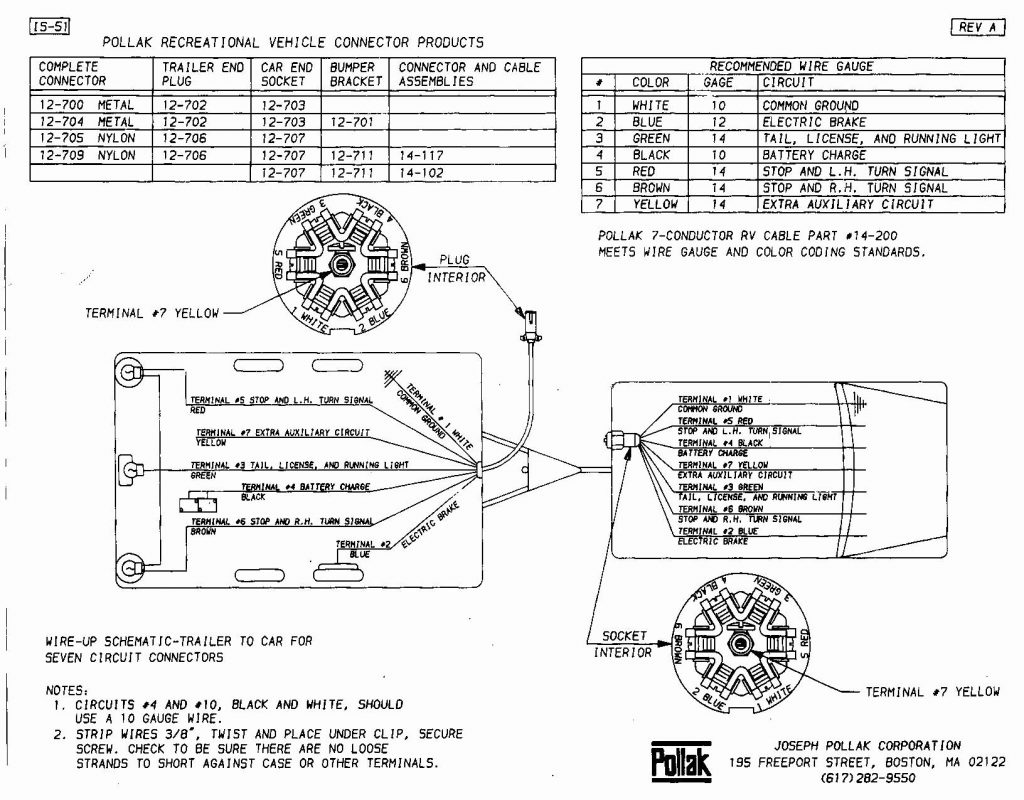 pollak 7 pin wiring diagram gw 6070  pollak trailer wiring diagram schematic wiring  pollak trailer wiring diagram schematic