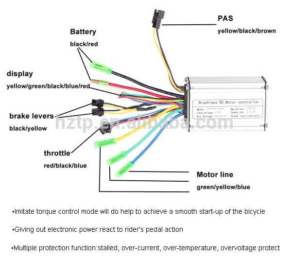 Gd 5979 36v Electric Scooter Wiring Diagram Wiring Diagram