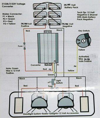 SR_5683] Golf Cart Voltage Reducer Wiring Diagram Schematic WiringNtnes Itis Scoba Itive Para Sieg Viewor Kapemie Mohammedshrine Librar Wiring  101