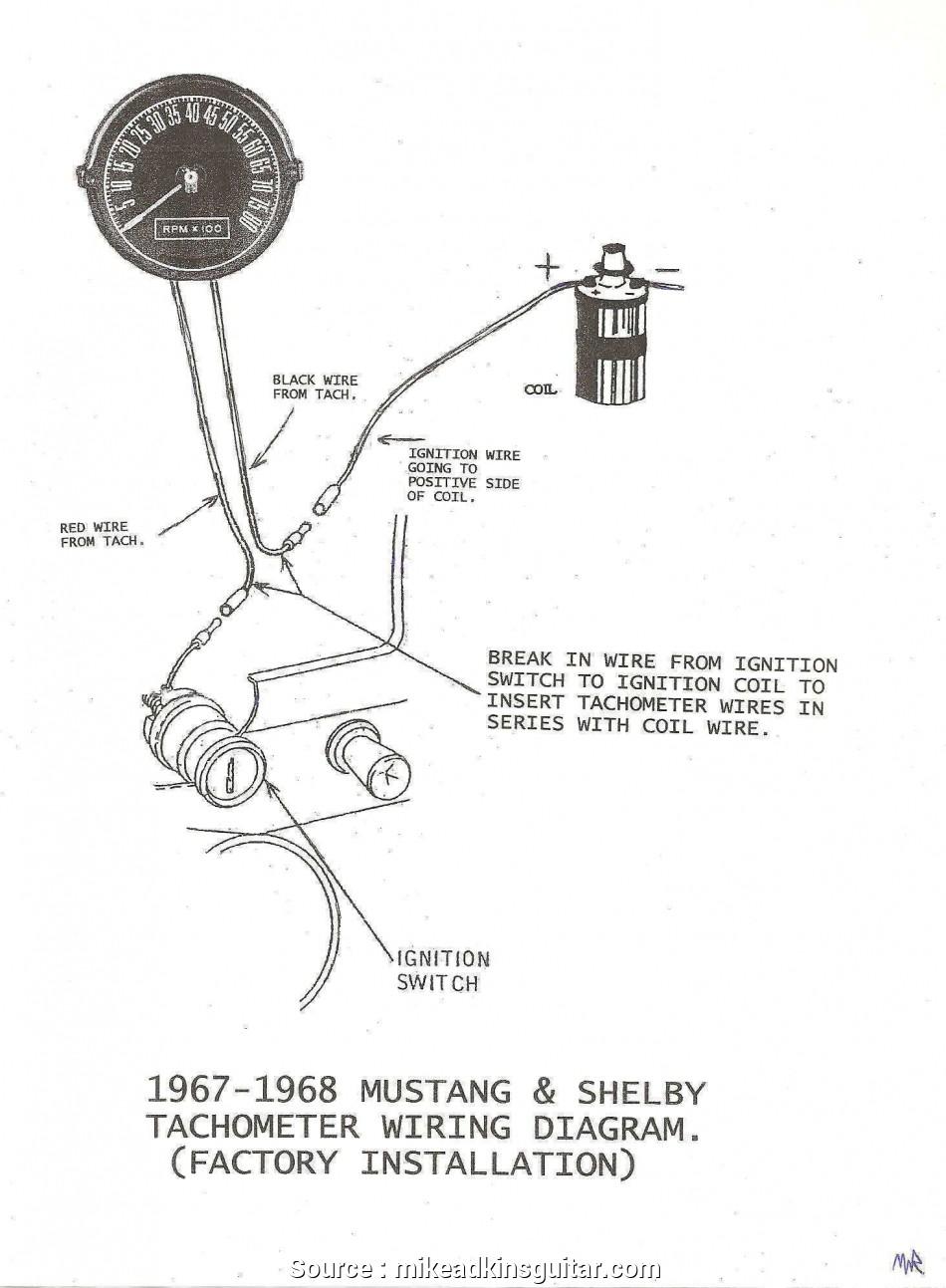 Monster Tacho Wiring Diagram