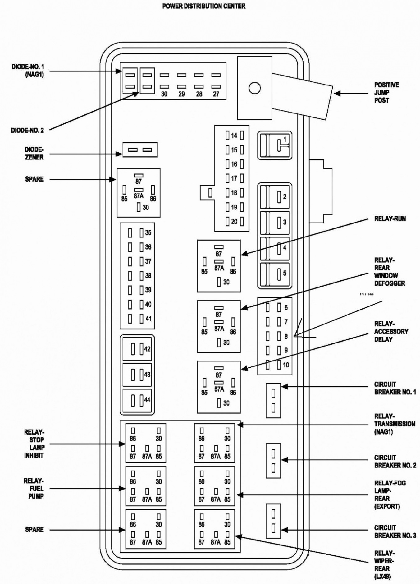 1989 ford f 150 fuse box diagram sv 2064  1989 ford f 250 fuse diagram wiring diagram  1989 ford f 250 fuse diagram wiring diagram
